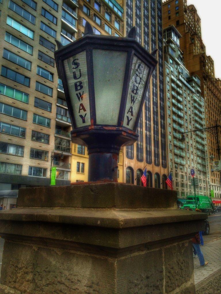 Subway at 5th Ave